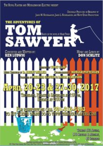 Tom Sawyer Poster Small